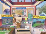 Rags to Riches: The Financial Market Simulation DOS Realty Shack interior