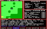 Starflight DOS Found a message in ruins on a planet. (EGA/Tandy)