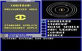 Starflight DOS Docked at star port. (EGA/Tandy)