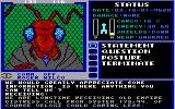 Starflight DOS Talking with the Veloxi. (EGA/Tandy)