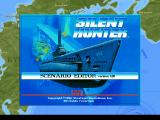 Silent Hunter Patrol Disk #2 DOS Scenario Editor loading screen