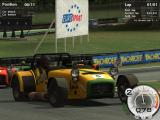 STCC: The Game Windows Caterham - outside. The cars are very detailed.
