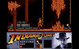 Indiana Jones and the Last Crusade: The Action Game Atari ST Young Indy looks for the Cross of Coronado in the first level of the game.
