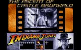 Indiana Jones and the Last Crusade: The Action Game Atari ST Level 2 - Castle Brunwald