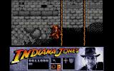 Indiana Jones and the Last Crusade: The Action Game Atari ST I'm falling!