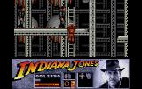 Indiana Jones and the Last Crusade: The Action Game Atari ST Look out for Nazi guards.