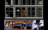 Indiana Jones and the Last Crusade: The Action Game Atari ST The grail diary.