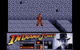 Indiana Jones and the Last Crusade: The Action Game Atari ST In the grail temple.