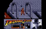 Indiana Jones and the Last Crusade: The Action Game Atari ST You need to get to the end of the temple and get the Grail before Indy's father dies.