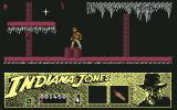 Indiana Jones and the Last Crusade: The Action Game Commodore 64 The Cross of Coronado is up on that ledge!