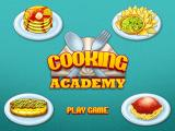 Cooking Academy Windows Title screen