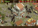 Celtic Kings: Rage of War Windows Busy Roman Town