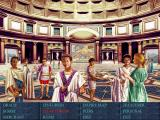 Caesar II DOS The forum enables you to consult your advisors and make administrative decisions.