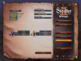 "The Settlers II: 10th Anniversary - Vikings Windows Showing off the new race in preparation for ""quick game"""