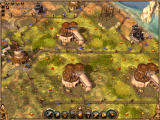 "The Settlers II: 10th Anniversary - Vikings Windows This is the ""granary"" of my settlement"