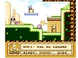 Kirby's Adventure NES The door to level two