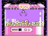 Kirby's Adventure NES Use the claw to try to earn bonus lives