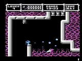 Cybernoid: The Fighting Machine NES The starting location for a new game