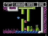 Cybernoid: The Fighting Machine NES You need to make your way past this obstacle