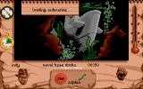 Indiana Jones and The Fate of Atlantis: The Action Game Atari ST Level 4 - The Nazi Sub.