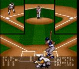 Super R.B.I. Baseball SNES At bat
