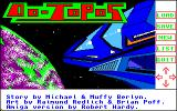 Oo-Topos Amiga Title screen