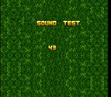 Super R.B.I. Baseball SNES The game also includes a sound test