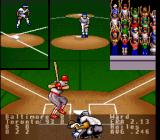Super R.B.I. Baseball SNES The cheering crowd