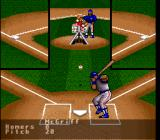 Super R.B.I. Baseball SNES Home run derby