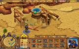 Westward II: Heroes of the Frontier Windows Erecting a gold mine.