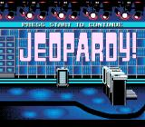 Jeopardy! Deluxe Edition SNES Title screen 2