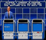 Jeopardy! Deluxe Edition SNES Choose a person