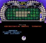 Wheel of Fortune: Deluxe Edition SNES The speed round