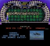 Wheel of Fortune: Deluxe Edition SNES Missed out on the bonus prize