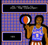 Harlem Globetrotters NES Adjusting the gameplay