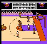Harlem Globetrotters NES Opponents are attacking...