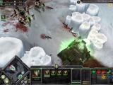 Warhammer 40,000: Dawn of War - Dark Crusade Windows A fully awakened monolith is a (nearly) unstoppable war machine.