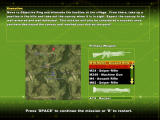 Delta Force: Xtreme Windows Weapon selection screen