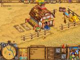 Westward III: Gold Rush Windows Repairing a ruined farm.