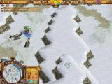 Westward III: Gold Rush Windows Fighting wolves.