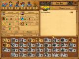 Westward III: Gold Rush Windows Town statistics