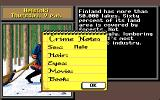 Where in Europe is Carmen Sandiego? Amiga Enter crime notes here, such as sex, hair color, and eye color