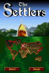The Settlers Nintendo DS World campaign