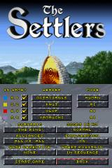 The Settlers Nintendo DS Freeplay mode