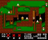 Eggbert in Eggciting Adventure MSX You get no items in the first level