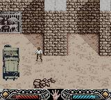 Indiana Jones and the Infernal Machine Game Boy Color Level 2 - Russian dig at Babylon.