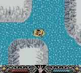 Indiana Jones and the Infernal Machine Game Boy Color Level 4 - Going down the river.