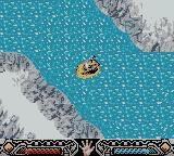 Indiana Jones and the Infernal Machine Game Boy Color Level 4 - More of the river.