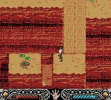 Indiana Jones and the Infernal Machine Game Boy Color Level 1 - Look out for the scorpion!