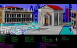 Indiana Jones and The Last Crusade: The Graphic Adventure Atari ST The plaza in Venice.